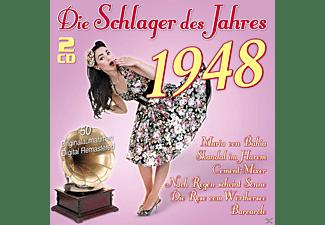 VARIOUS - Die Schlager Des Jahres 1948  - (CD)