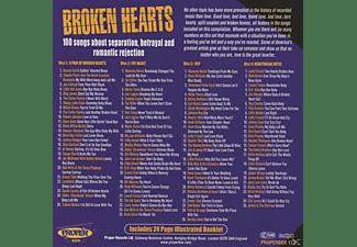 VARIOUS - Broken Hearts  - (CD)