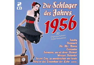 VARIOUS - Die Schlager Des Jahres 1956  - (CD)