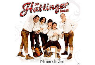 Hattinger Buam - Nimm Dir Zeit  - (CD)
