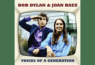 Bob Dylan, Joan Baez - Voices Of A Generation  - (CD)