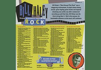 Bill Haley - From Western Swing To Rock  - (CD)