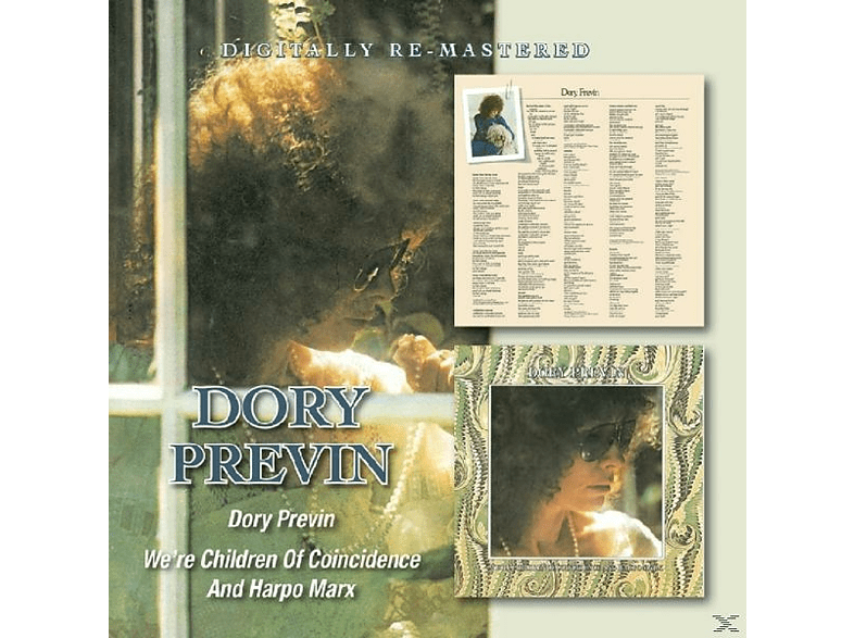 Dory Previn - Dory Previn/We're Children Of Coincidence And... [CD]