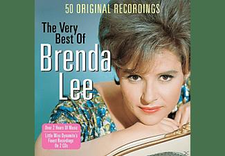 Brenda Lee - Very Best Of Brenda Lee (2 Cd Box)  - (CD)