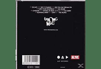 Wrongkong - Kill The Should And Make A Do  - (CD)
