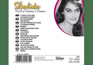 Dalida - Ciao Ciao Bambina & Bambino  - (CD)