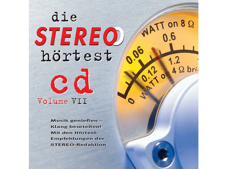 VARIOUS - Stereo Hörtest Vol. 7 [CD]