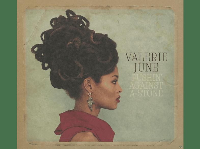 Valerie June - Pushin' Against A Stone [CD]