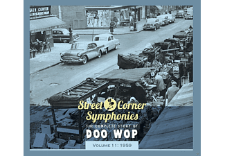 VARIOUS - Street Corner Symphonies Vol. 11 1959 - (CD)