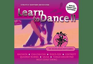 Strictly Rhythm Orchestra - Learn To Dance Ii - Die Neuen Basisrhythmen  - (CD)