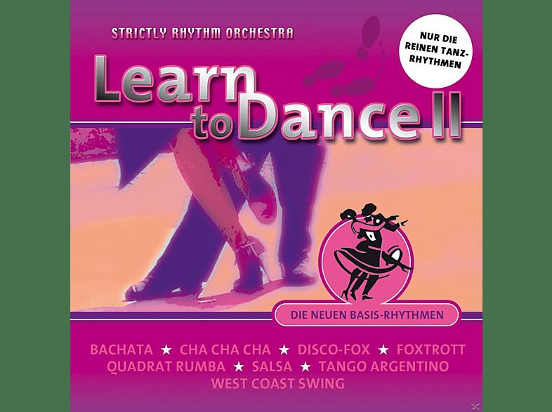 Strictly Rhythm Orchestra - Learn To Dance Ii - Die Neuen Basisrhythmen [CD]