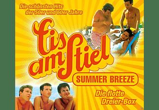VARIOUS - Eis Am Stiel - Summer Breeze  - (CD)