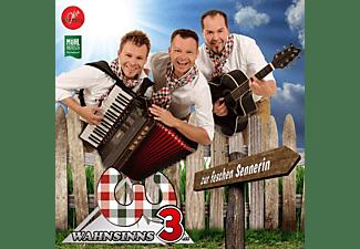 Die Wahnsinn's 3 - Auf Der Alm Da Gibt Es Keine Sünd  - (CD)