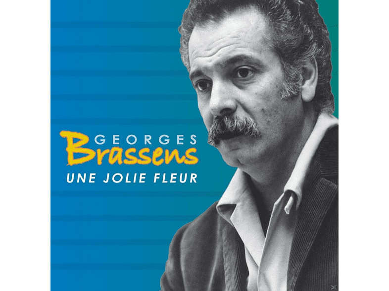 Georges Brassens - Une Jolie Fleur [CD]