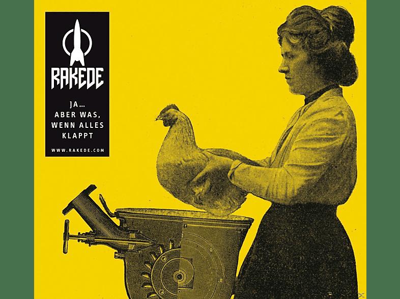 Rakede - Ja...Aber Was, Wenn Alles Klappt [Maxi Single CD]