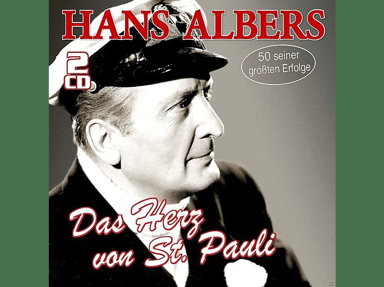 Hans Albers - Das Herz Von St.Pauli [CD]