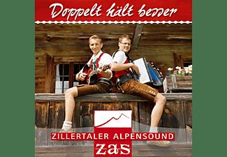 Zas-zillertaler Alpensound - Doppelt Hält Besser  - (CD)