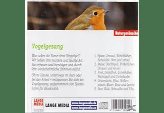 VARIOUS - Vogelgesang  - (CD)