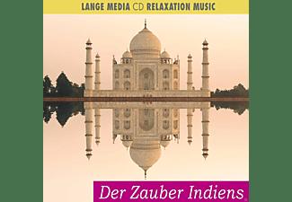 Entspannungsmusik - Der Zauber Indiens  - (CD)