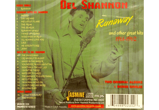 Del Shannon - Runaway & Other Great Hits  - (CD)