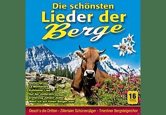 VARIOUS - Die Schönsten Lieder Der Berge - Folge 2  - (CD)