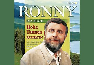 Ronny - Hohe Tannen-Raritäten  - (CD)