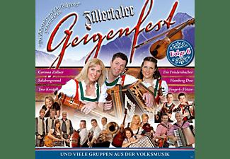 VARIOUS - Zillertaler Geigenfest-Folge 6  - (CD)
