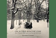 Quadriga Consort - On A Cold Winter's Day [CD]