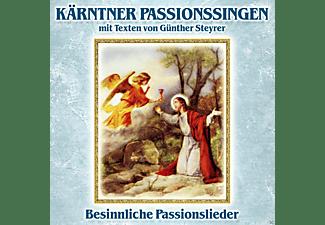 VARIOUS - Kärntner Passionssingen  - (CD)