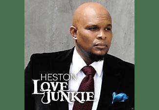 Heston - Love Junkie  - (CD)