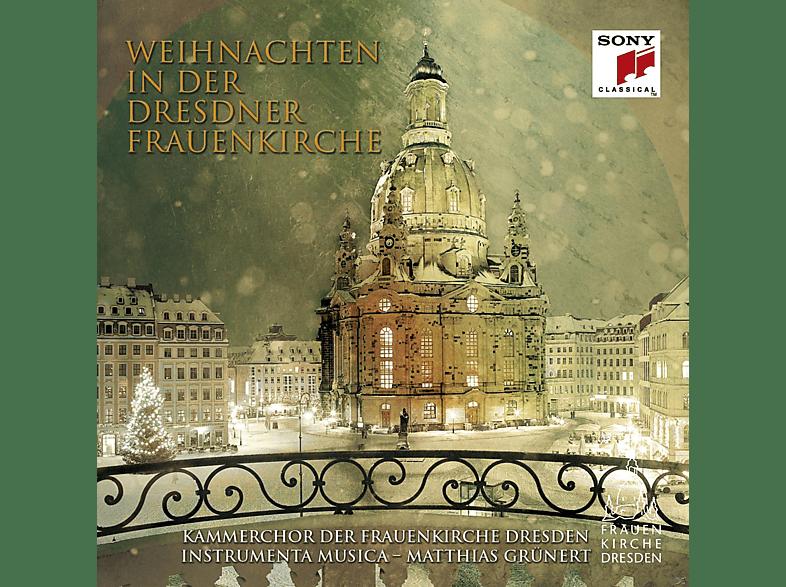 Kammerchor Der Frauenkirche - Weihnachten In Der Dresdner Frauenkirche [CD]