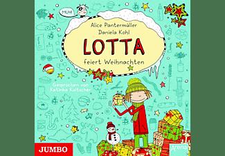 Katinka Kultscher - Mein Lotta-Leben - Lotta feiert Weihnachten  - (CD)