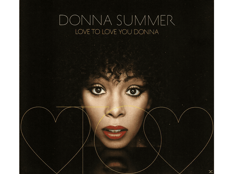 Donna Summer - Love To Love You Donna [CD]