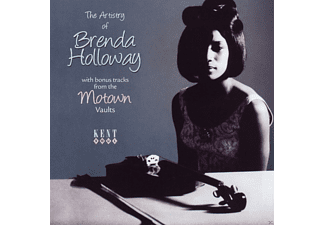 Brenda Holloway - The Artistry Of Brenda Holloway (+Motown Bonustrack) - (CD)