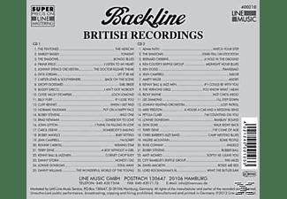 VARIOUS - Backline Vol.210  - (CD)