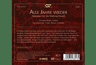 Christine Busch, Johannsen Kay - Alle Jahre wieder - Melodien für die Weihnachtszeit [CD]