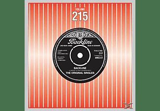 VARIOUS - Backline Vol.215  - (CD)