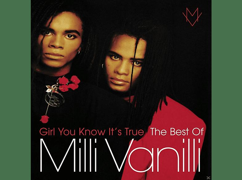 Milli Vanilli - Girl You Know It's True - The Best Of Milli Vanilli [CD]