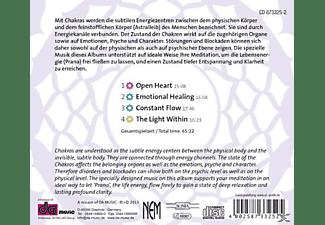 Surya - Chakra Heilung 3  - (CD)