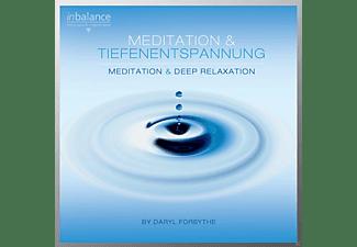 Daryl Forsythe - Meditation & Tiefenentspannung  - (CD)