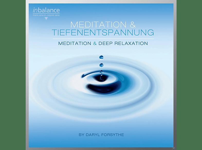 Daryl Forsythe - Meditation & Tiefenentspannung [CD]