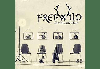 Frei.Wild - Verdammte Welt  - (Maxi Single CD)