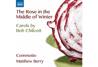 Commotio - The Rose In The Middle Of Winter - (CD)