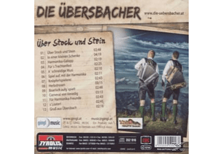 Die Übersbacher - Über Stock und Stein  - (CD)