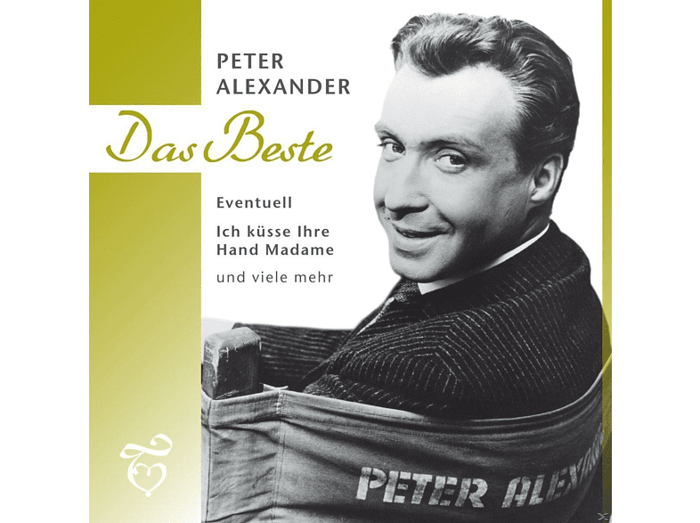 Peter Alexander - Das Beste Von Peter Alexander [CD]