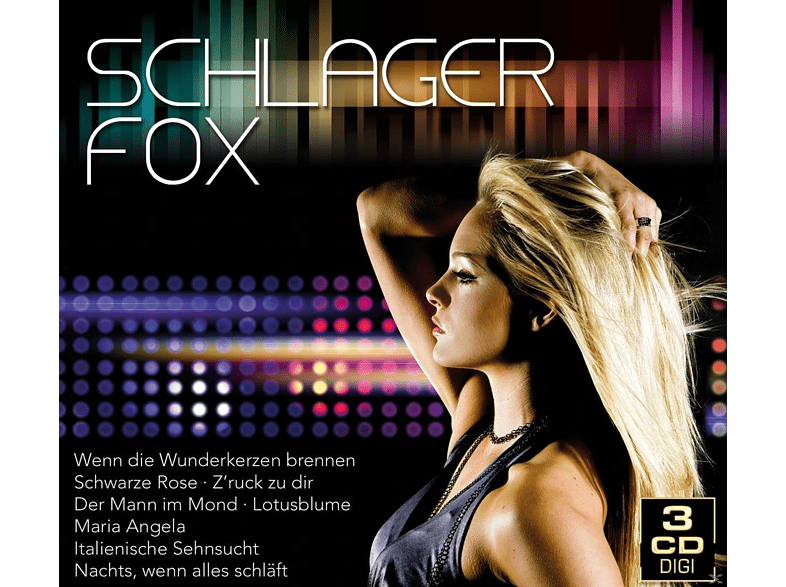 VARIOUS - Schlager Fox [CD]