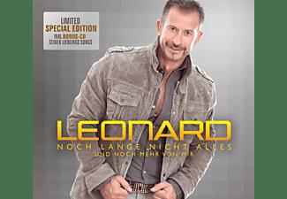 Leonard - Noch Lange Nicht Alles... Und Noch Mehr Von Mir  - (CD)