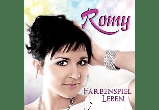 Romy - Farbenspiel Leben  - (CD)