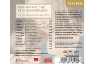 Schola Cantorum Nürnberg, Egidienchor Nürnberg, Oltremontano, Renaissance-Instrumentalisten - Weihnachtliche Renaissancemusik Aus Nürnberger Handschriften [CD]