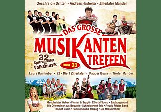VARIOUS - Das grosse Musikantentreffen, Folge 33  - (CD)